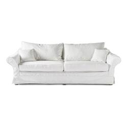 Rivièra Maison 3,5-zits Bank 'Bond Street', kleur Alaskan White