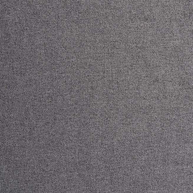 Rivièra Maison Loungebank 'West Houston' Links, Oxford Weave, kleur Steel Grey