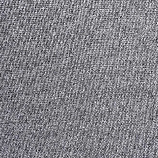Rivièra Maison Loungebank 'West Houston' Rechts, Oxford Weave, kleur Classic Charcoal