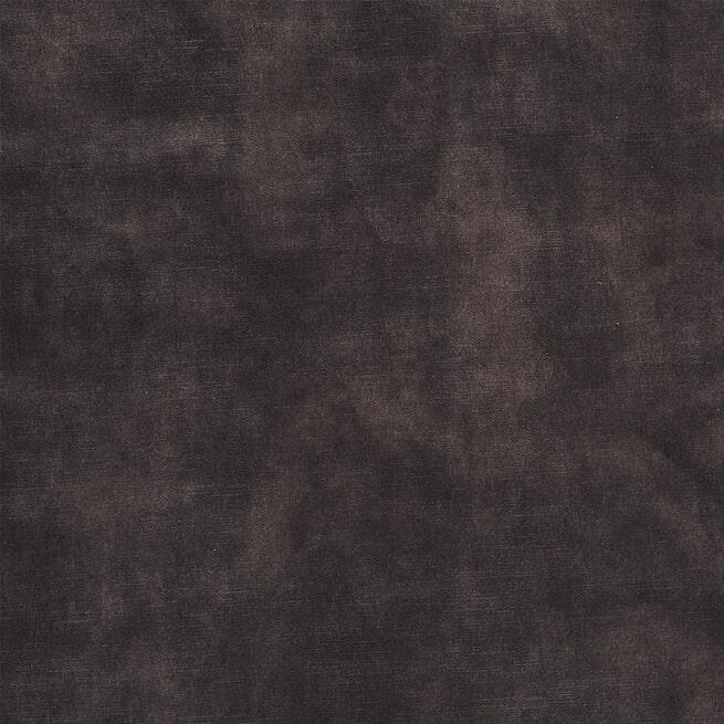 Rivièra Maison Loungebank 'West Houston' Links, Velvet, kleur Grimaldi Grey
