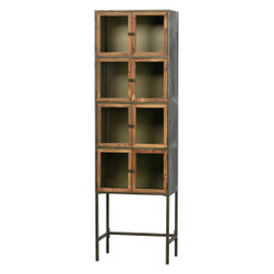 BePureHome Vitrinekast 'Box' 186 x 56cm