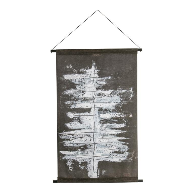 BePureHome Wanddecoratie 'Winter Tree' 104 x 65cm