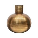 WOOOD Exclusive Vaas 'Pixie', kleur Antique Brass