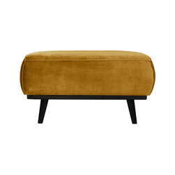 BePureHome Hocker 'Statement' Velvet