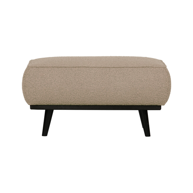 BePureHome Hocker 'Statement' Bouclé