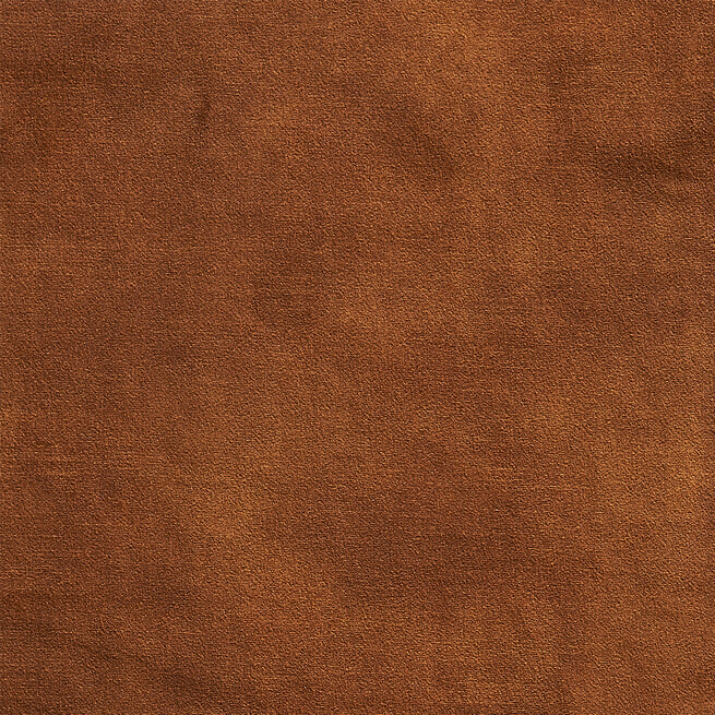 Rivièra Maison Loungebank 'Brompton Cross' Links, Velvet, kleur Cognac
