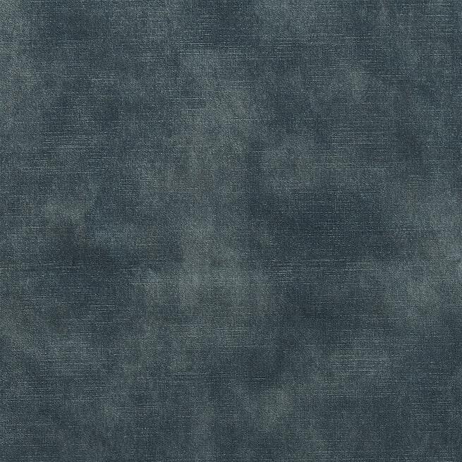 Rivièra Maison Loungebank 'Brompton Cross' Rechts, Velvet, kleur Mineral Blue