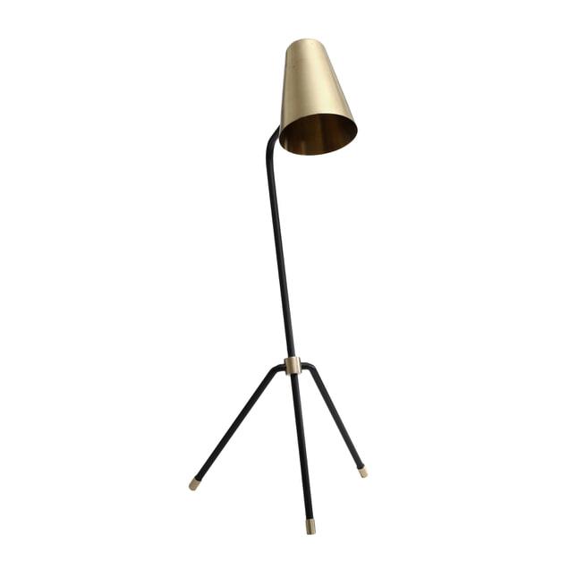 PTMD Tafellamp 'Trey', Messing, 80 x 35 x30cm, kleur Goud