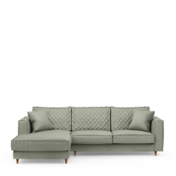 Rivièra Maison Loungebank 'Kendall' Washed Cotton, Links