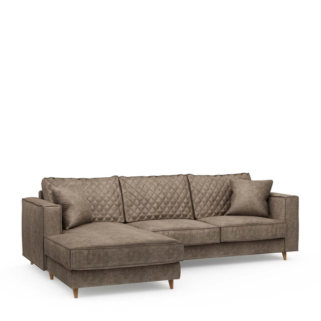 Rivièra Maison Loungebank 'Kendall' Velvet, Links