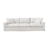Rivièra Maison Bank 'Residenza' XL Oxford Weave, kleur Alaskan White