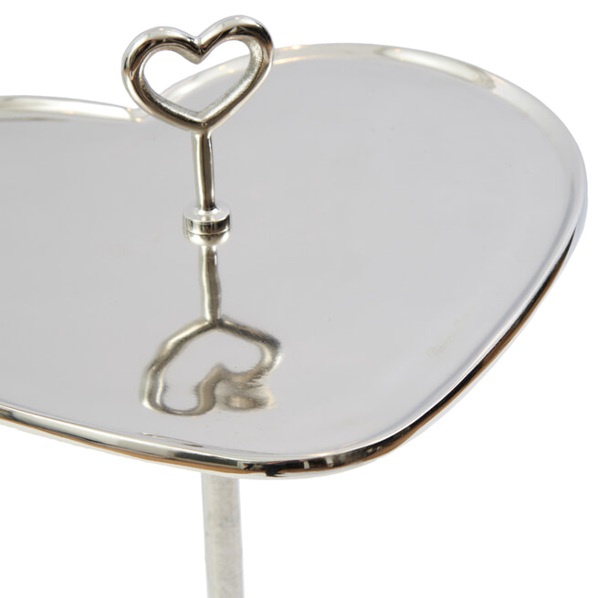 Rivièra Maison Bijzettafel 'Lovely Heart' in hoogte verstelbaar