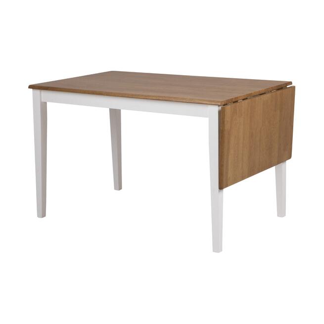 Bendt Uitklapbare Eettafel 'Soren' 120-160 x 75cm