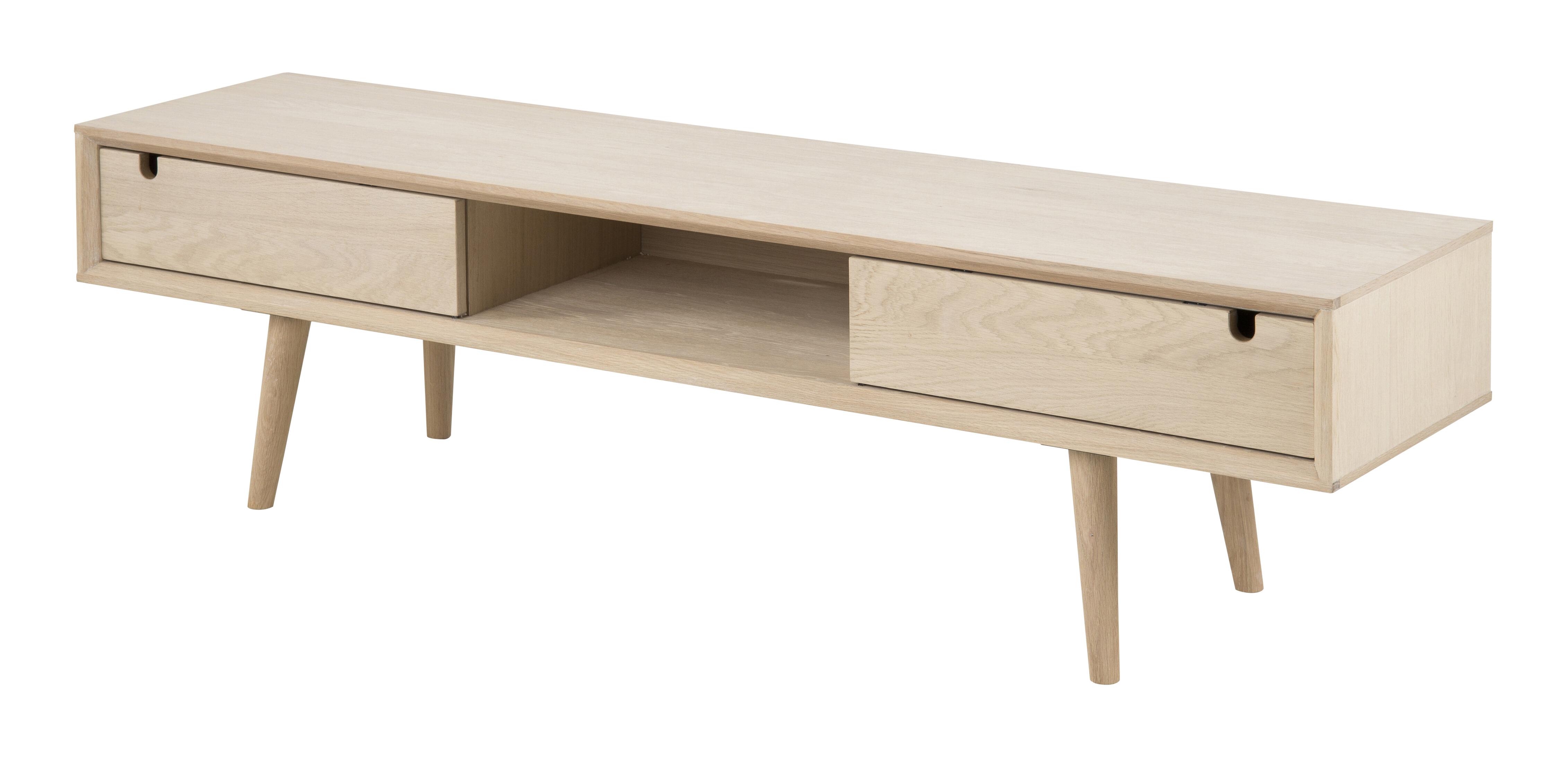Bendt TV-meubel 'Sigfred' eiken, 160cm