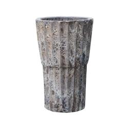 PTMD Pot 'Fayah', Keramiek, 65 x 42xm, kleur Bruin