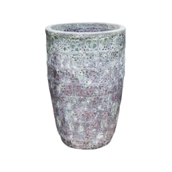 PTMD Pot 'Luke', Keramiek, 85 x 54cm, kleur Grijs