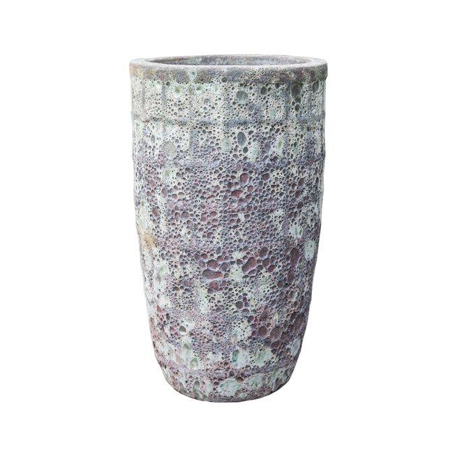 PTMD Pot 'Luke', Keramiek, 55 x 33cm, kleur Grijs