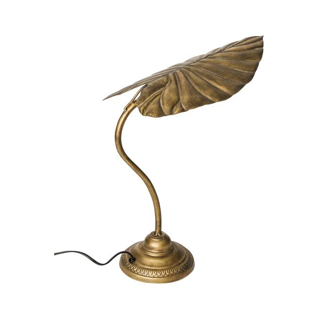 PTMD Tafellamp 'Jayce', Metaal, 40 x 24.5 x 38cm, kleur Goud