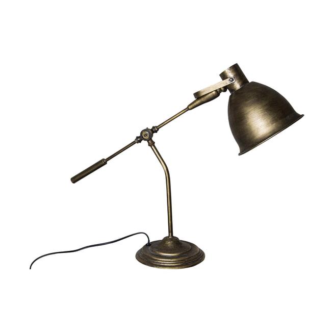 PTMD Tafellamp 'Kaya', Metaal, 65 x 20.5 x 63cm, kleur Goud