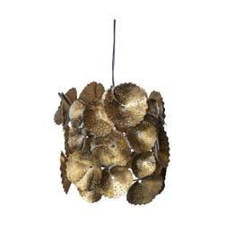 PTMD Hanglamp 'Kacey', IJzer, 36 x 36 x 36cm, kleur Goud