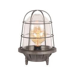 LABEL51 Tafellamp 'Seal', Metaal, kleur Grijs