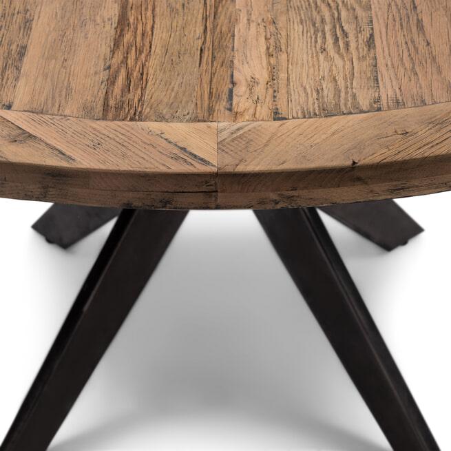 Rivièra Maison Ronde Eettafel 'Falcon Crest' 150cm