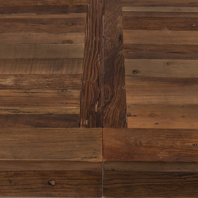 Rivièra Maison Uitschuifbare Eettafel 'Washington' 230-290-350 x 100cm