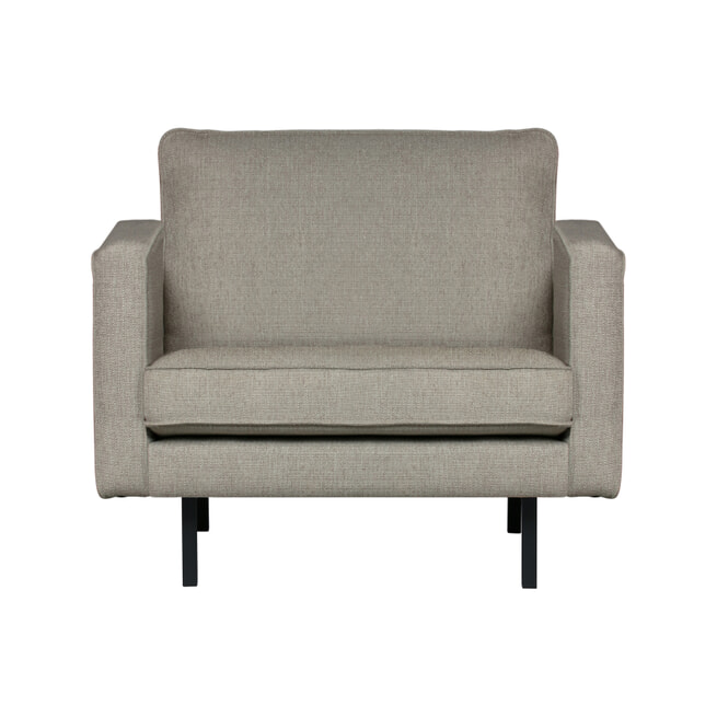 BePureHome Fauteuil 'Rodeo' Stretched