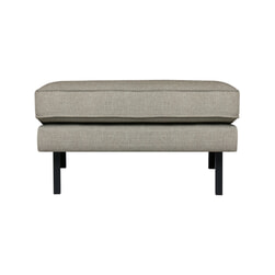 BePureHome Hocker 'Rodeo' Stretched