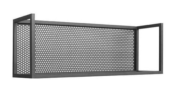 LABEL51 Wandrek 'Motif', Metaal, 50 x 25 x 18cm