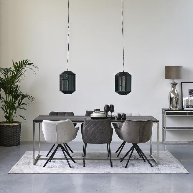 Rivièra Maison Eettafel 'Nomad' 220 x 90cm