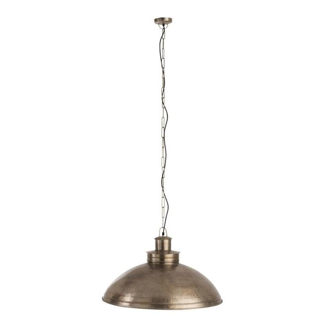 J-Line Hanglamp 'Adolf' kleur Goud, Ø71cm