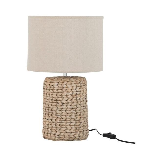 J-Line Tafellamp 'Godelieve' Small, kleur Naturel