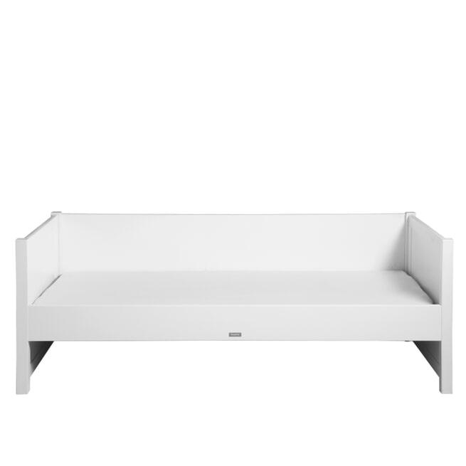 Bopita Bedbank 'Stan' 90 x 200cm, kleur wit