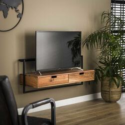 LifestyleFurn TV-meubel 'Air Solid' kleur Naturel, 120cm