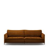 Rivièra Maison 3,5-zits Bank 'Bal Harbour' Velvet, kleur Golden Brown
