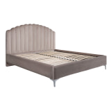 Richmond Bed 'Belmond' 180 x 200cm, kleur Khaki