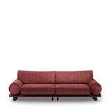 Rivièra Maison 3,5-zits Bank 'Collins' Velvet, kleur Misty Rose