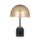 Richmond Tafellamp 'Elvina', 46cm, kleur Goud