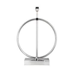 Richmond Tafellamp 'Felyn', 70cm, kleur Zilver
