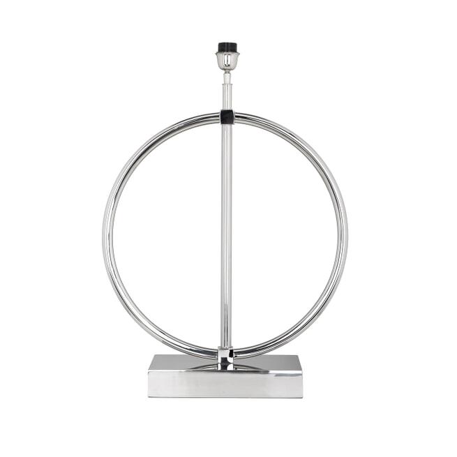 Richmond Tafellamp 'Felyn' 70cm, kleur Zilver