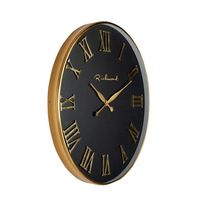 Richmond Klok 'Deonne', 76cm, kleur Goud