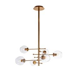 Richmond Hanglamp 'Daria' 6-lamps