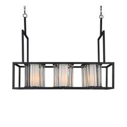 Richmond Hanglamp 'Blaze', kleur Zwart