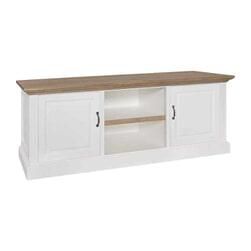 Richmond TV-meubel 'Oakdale' Grenenhout, 164cm