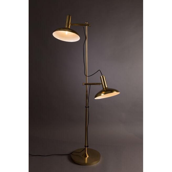 Dutchbone Vloerlamp 'Karish' 2-lamps, 160cm