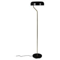Dutchbone Vloerlamp 'Eclipse' 130cm, kleur Zwart