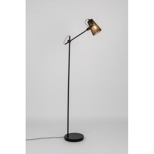 ZILT Vloerlamp 'Sven', kleur Zwart