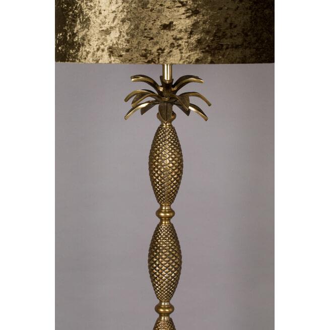 Dutchbone Vloerlamp 'Piña' 170cm