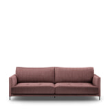 Rivièra Maison 3,5-zits Bank 'Bal Harbour' Velvet, kleur Dusty Pink